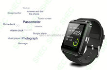 Smart Watch bar design and color display color smart watch phone