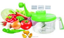 2015 best selling plastic vegetable cutter