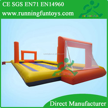 Excellent design football inflatable pitch, football field, inflatable football arena