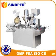 Semi automatic capsule filler/medicine capsule filling machine liquid