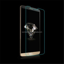 China supplier anti-fingerprint 9h hardness 2.5d screen protector tempered glass for HTC Desire 820 cellphone