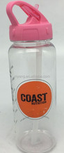 Cheap plastic water bottle manufacturing plant Food grade Tritan 100% BPA free custom bicycle r bottle