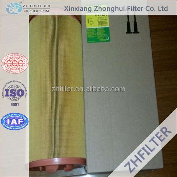 MANN compressor air filter element C20500