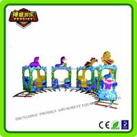 new design indoor amusement rides