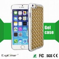 Low price china lastest design gel cell phone case custom cover case for iphone 6s