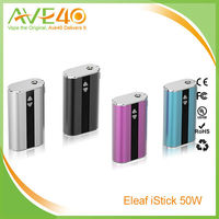 2014 New Ecig Beautiful Design Most Popular iSmoka iStick 50w