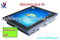 10.4'' industrial touch screen panel pc
