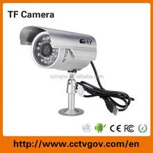 Cheapest CCTV Camera 24pcs IR LEDs Cmos Support Micro Sd Card Security Camera Plug And Play