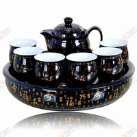 Fu-B-4 wholesale bone china tea cup 1207 with low price middle east style tea set