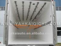 ,meat hanger transportion refrigeration truck body