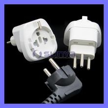 Generic Switz International Travel Grounded Adapter Plug