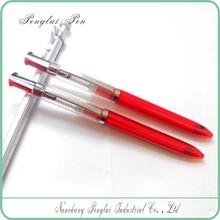 Christmas Electroplate Ballpoint Pen For Promotion,Electroplate Ballpoint Pen
