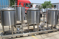 50L mini beer brewing machine filling equipment HIGH QUALITY!!! Beer making machinery for sale