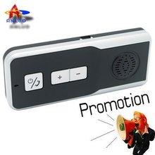 ALD66 Support dual cellphone Sun visor toyota bluetooth car kit