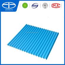 Plastic tile color lasting stable quality concrete material