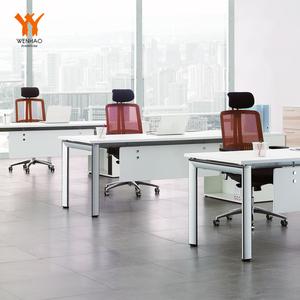 Белый деревянный роскошные современные исполнительный Рабочий стол офисный стол дизайн