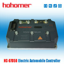 police car /cleaning trolley /dumper /rubbish collector AC motor controller 35KW / 500A DC 72V AC speed brushless controller