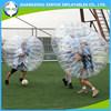 New bumper ball bubble