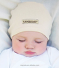 High quality baby hat , newborn hat made of knitted cotton