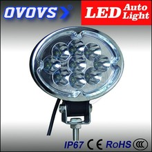 OVOVS New 27w car led tuning light/led work light, 12v 24v 27w led work light for cars