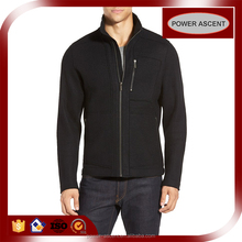Slim Fit Felted Wool Mens Casual Corporate Jackets