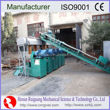 Mechanism wood coal Production/Manufacturing Line