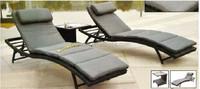outdoor furniture wicker housse de le corbusier chaise lounge lc4