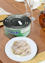 1000g High Quality Canned Tuna in Oil