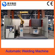 Cabinet FANUC Robot Welding