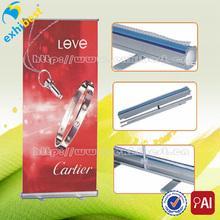 Caliente Qualitity aluminio soporte del cartel para publicidad