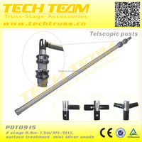 Backdrop aluminum backdrop stand Pipe And Drape For Wedding