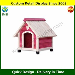 High quality and durable wooden dog kennels YM5-513