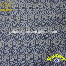 yjc30053 química blusas em renda e tule bordado tecido