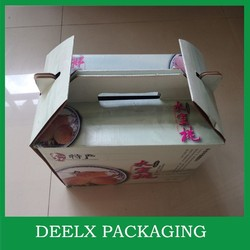 2015 New Style Food Packaging Box