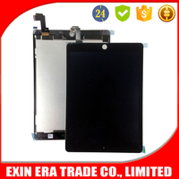 Replacement for ipad air 2 lcd display and digitizer touch screen assembly for ipad air 2 lcd complete test