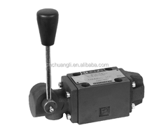 4/3 and 4/2 Directional control valves, with hand lever, WMM10