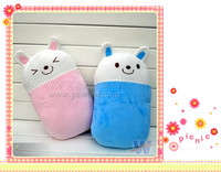 good design!baby soft bed rest pillow cushion 30cm