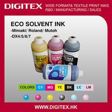 Top quality eco Roland SP-540i Ink providing rich ink density for bright vivid prints