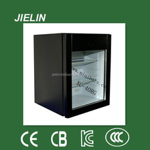 40 Litre DC 12V absorption moveable refrigerator for family sedan use