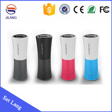 Sistema de sonido portátil Bluetooth altavoces a prueba de agua con la energía bank, altavoces Subwoofer