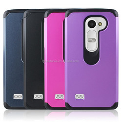 Dual Layer (PC+TPU) Protective Case for LG Leon C40