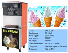 2015 Best selling China product ice cream machine with factory price