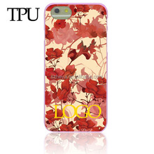 TPU mobile phone case cover for 4.7 inch cell phone for i phone 6