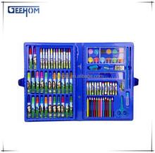 art supplies 86pcs art set/ children school drawing set/ professional paint set