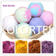 candy bath bomb powder pigment beauty natural inorganic bath bomb colors