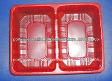 Limpar rígida Folha de PVC em rolos para Termoformagem Folding Box
