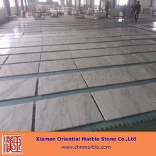 Natural Stone Top White Marble Tile