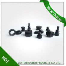 Quality guaranteed factory custom molded rubber wire grommets