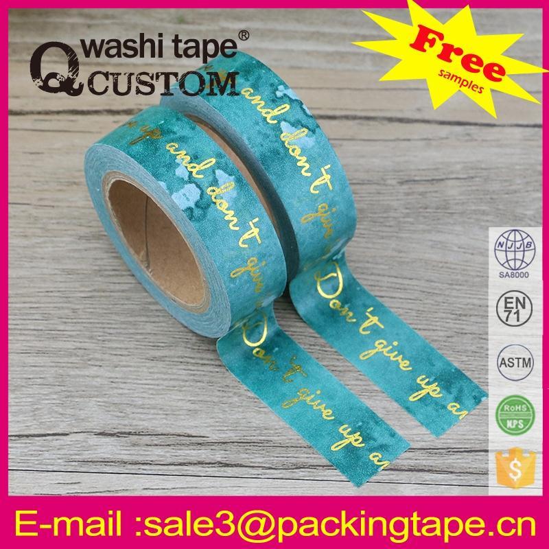 2017 fita washi japonês washi masking tape atacado