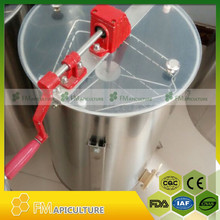 3frames manual radial honey extractor hand style